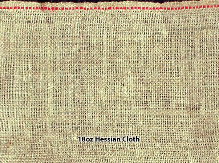 Hessian Cloth Polesy